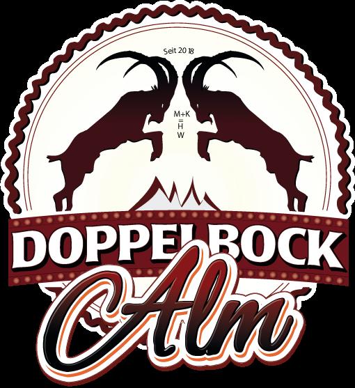 Doppelbock Alm logo